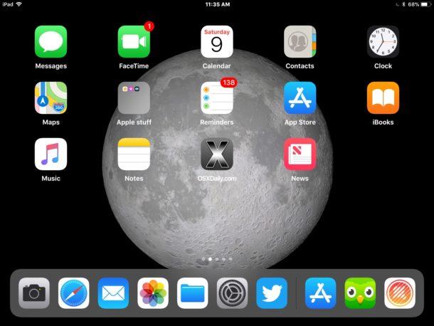 How to take screenshots on new iPad Pro