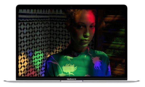 New MacBook Air with Retina display