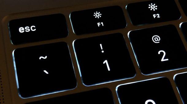 Turn off MacBook Keyboard backlighting when computer is inactive
