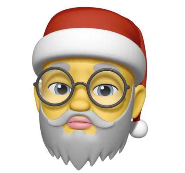 Make a Santa Memoji on iPhone