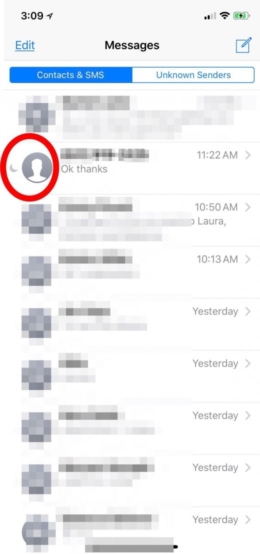 How to Turn Do Not Disturb Mode for Individual Contacts On or Off on iPhone   iPhoneLife.com