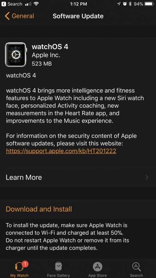The watchOS 4 Update Is Now Available! Download It to Get All the Cool New Features | iPhoneLife.com