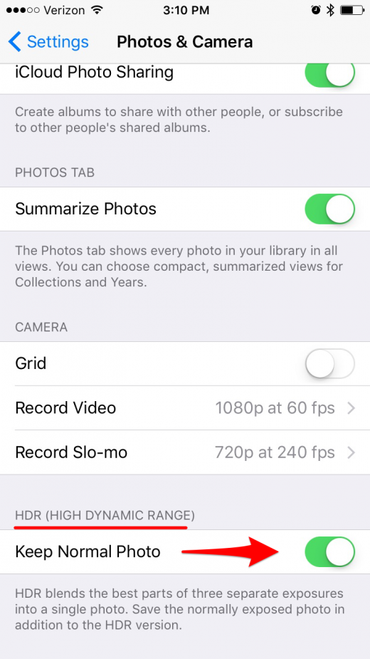 What Does HDR Mean? Take Gorgeous Photos with HDR on iPhone   iPhoneLife.com