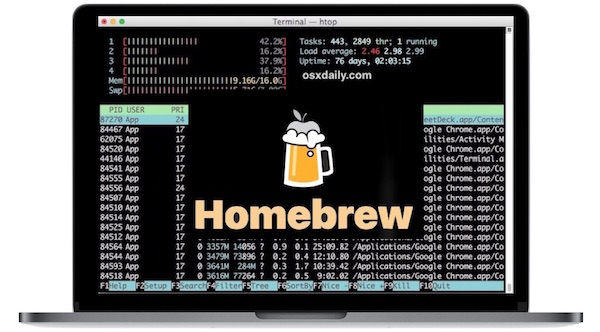 9 of the Best Homebrew Packages for Mac