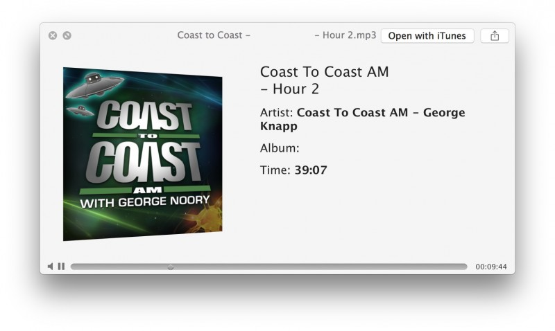 How to Play MP3 or Audio Without Adding to iTunes Library on Mac