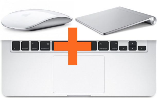 MacBook Can't Use Mouse & Trackpad at the Same Time? Here's the Fix