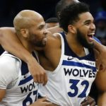 Towns crier: Timberwolves big man emotional over NBA All-Star honor
