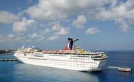 Carnival, Fantasy, cruise, ship