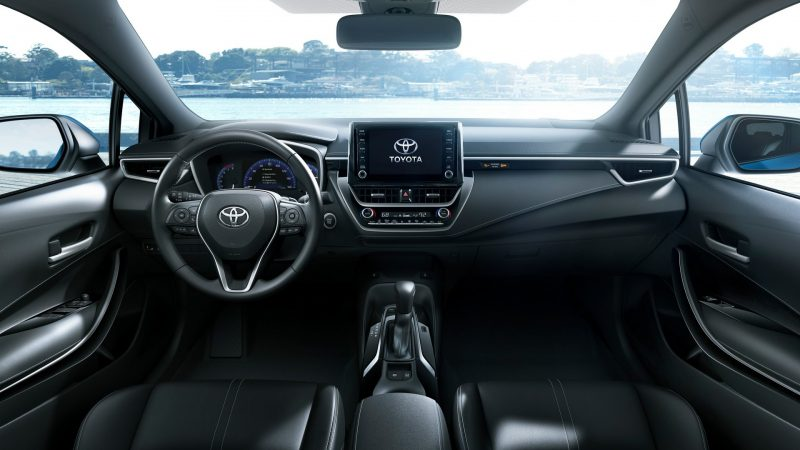 New Toyota Auris Crosses The Pond, Becomes North America's 2019 Corolla