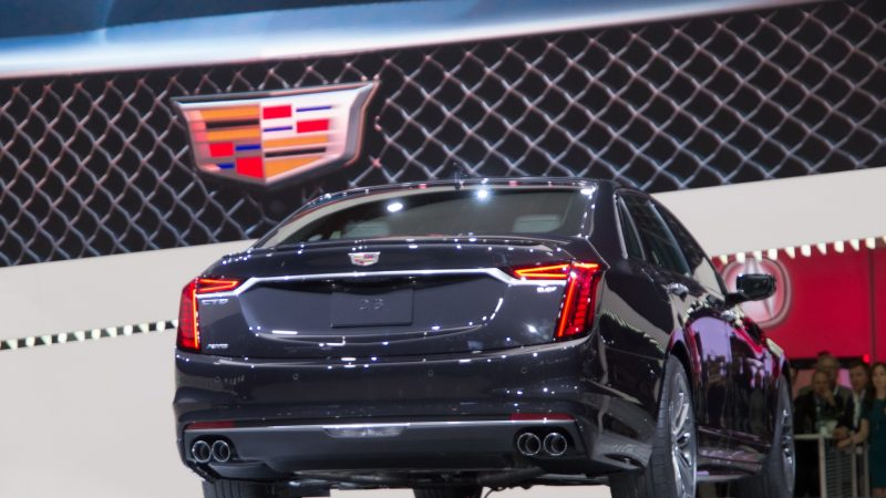 New Cadillac CT6 V-Sport Is The V8 Flagship We've Been Waiting For