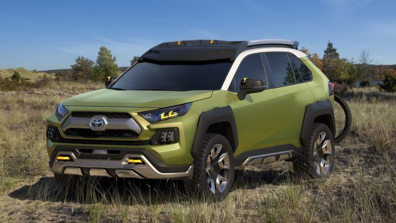 2019 Toyota RAV4 Debuts With A More Appealing Robust Design (Photos & Videos)